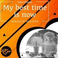 Your Best Time Is Now